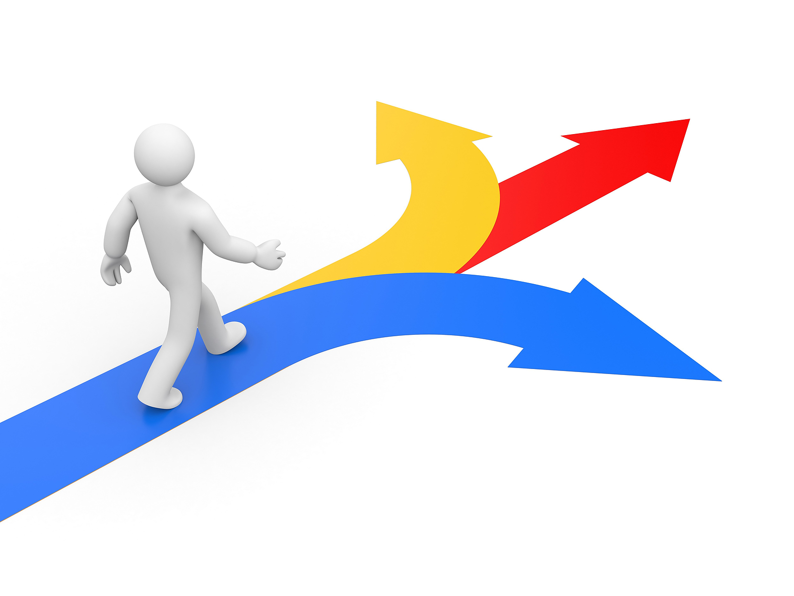 Pathway clipart my way. Career path