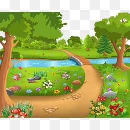 Pathway clipart my way. Path png vectors psd