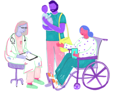 Patient clipart doctor note. Opennotes patients and clinicians