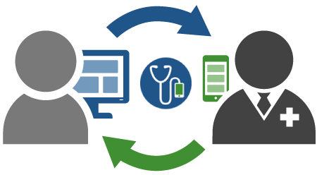 Statistics vector medical. Healthcare that keep