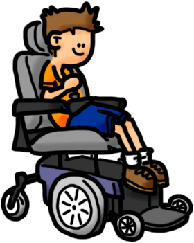 Special clipart student. Wheelchair free clip art