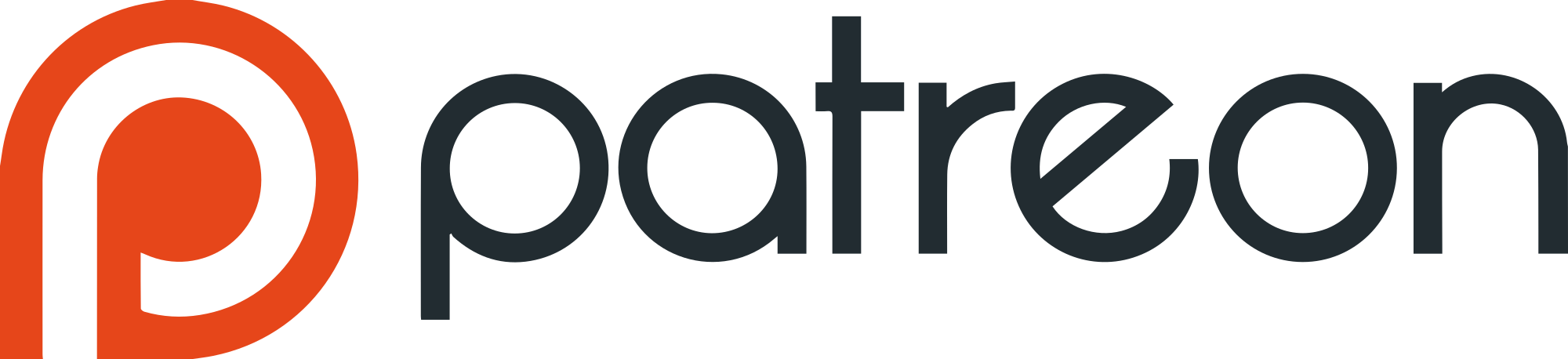 Patreon logo png. File with wordmark svg