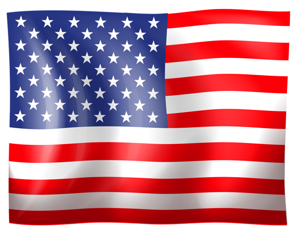 Patriot vector worn flag. Usa clipart america red