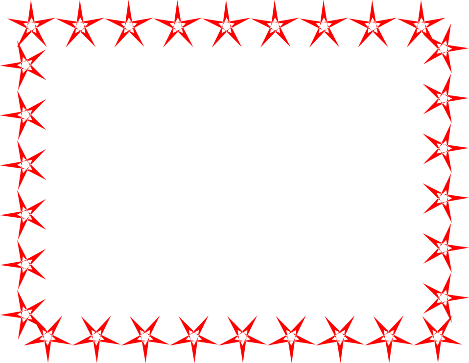 Patriotic border png. Red free stock photo