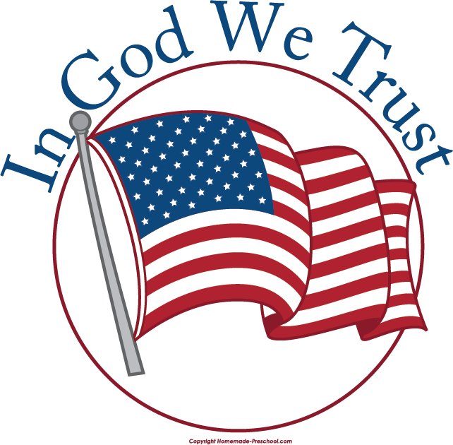 Free click to save. Patriotic clipart image transparent stock