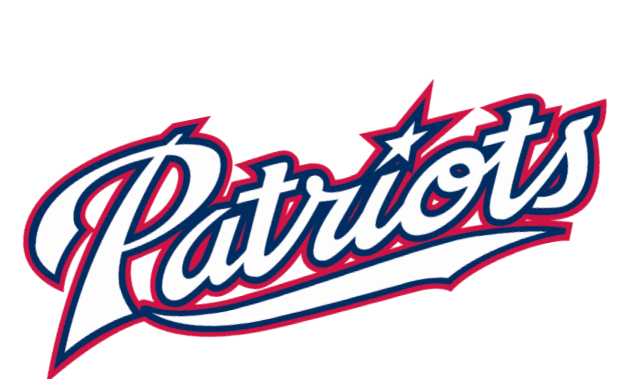 patriots vector outline
