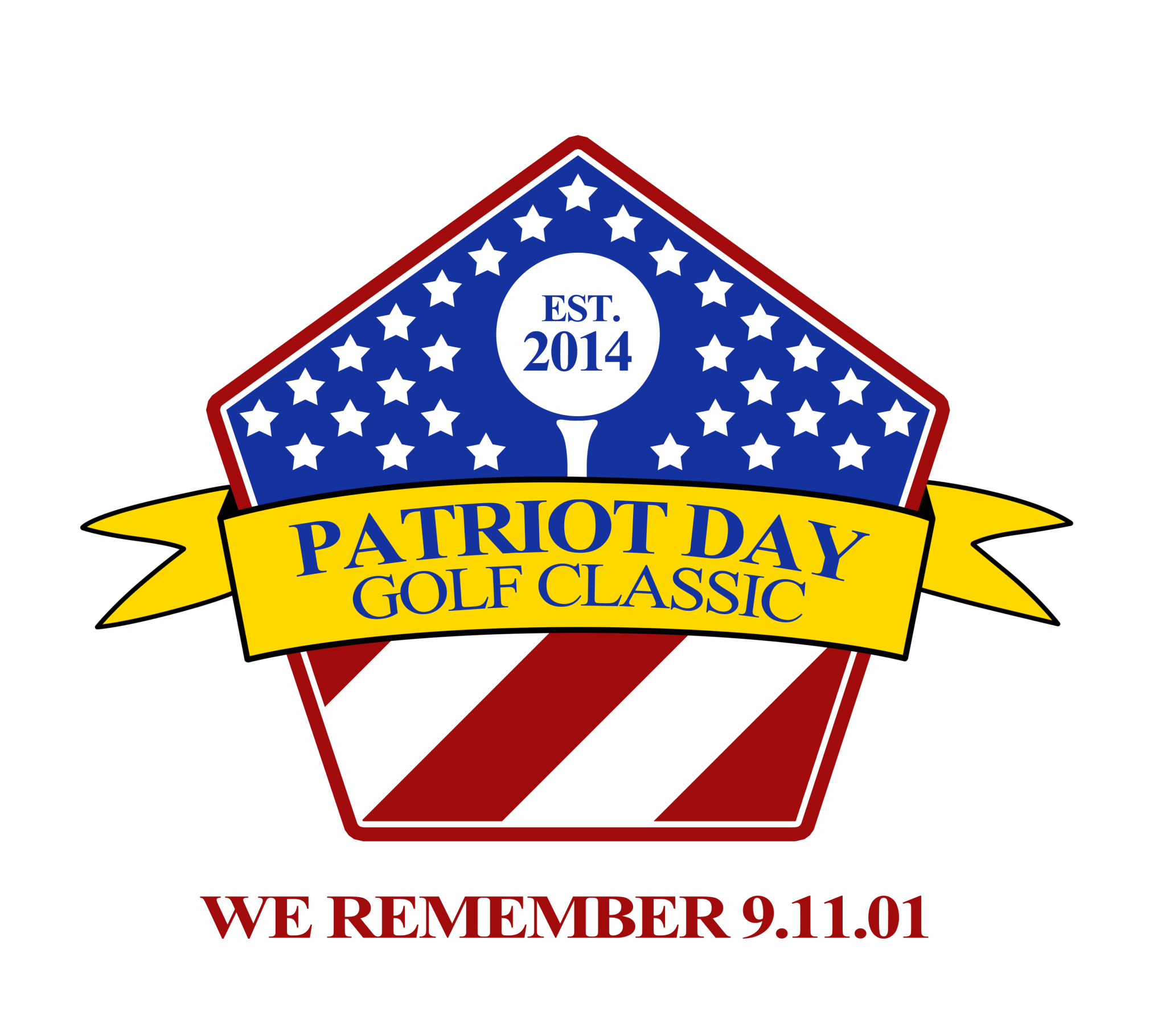 Patriots day logo png. Patriot golf classic belle