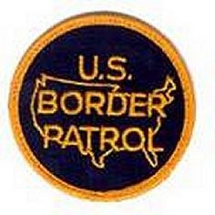 The it s a. Patrol clipart border crossing jpg library stock