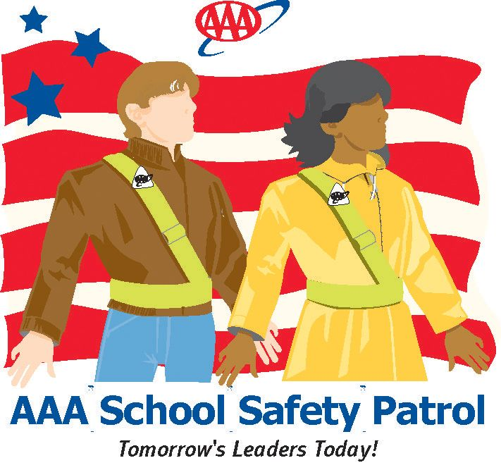 Patrol clipart elementary safety. Best patrols images