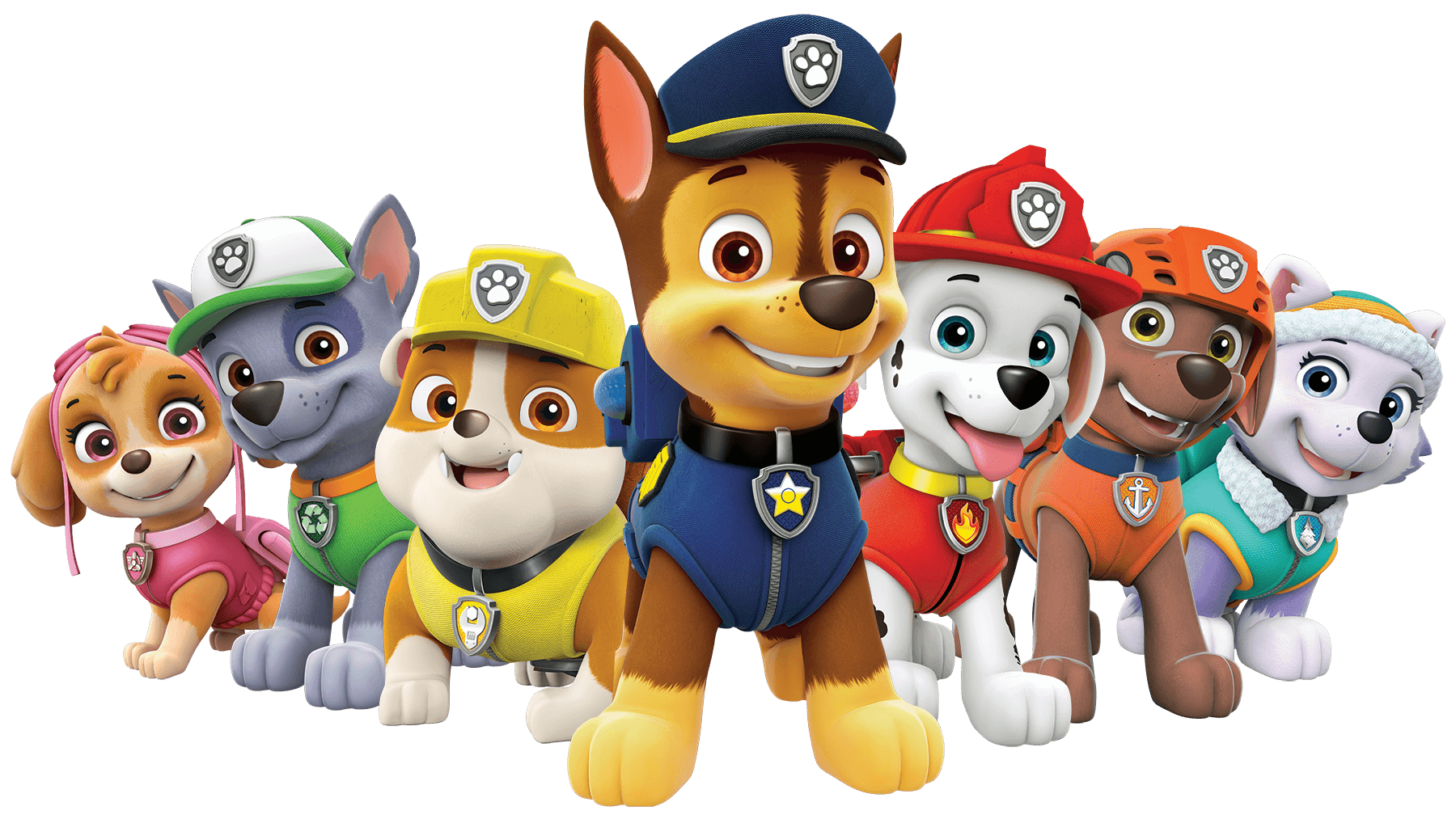 Paw patrol png. Free clipart at getdrawings