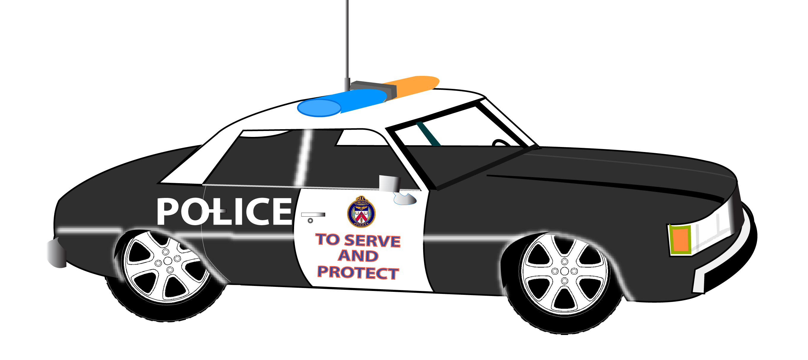 Patrol clipart police vehicle. Officer pencil and in
