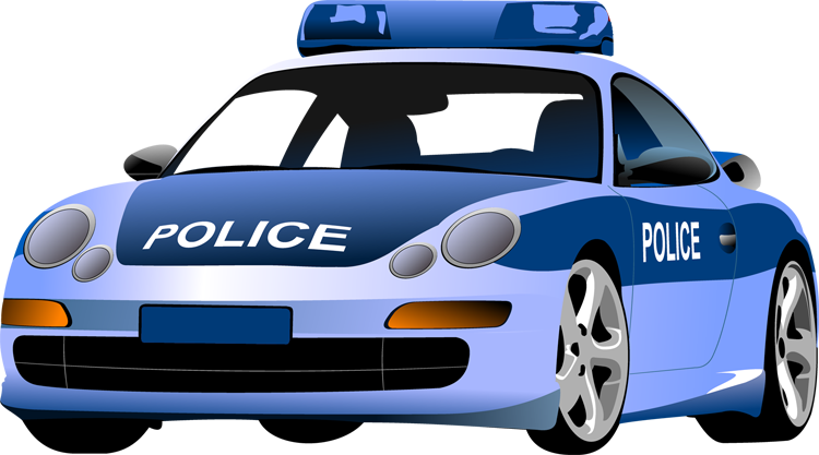 Patrol clipart police vehicle. Cop van pencil and