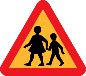 Safety patrol hillcrest elementary. Road clipart clip art freeuse download