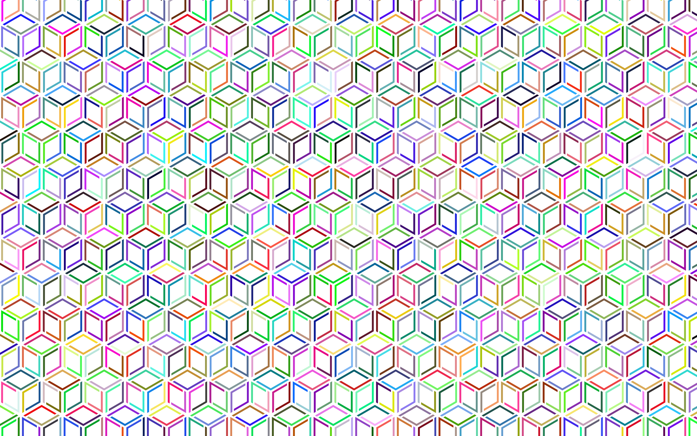Pattern background png. Prismatic isometric cube extra