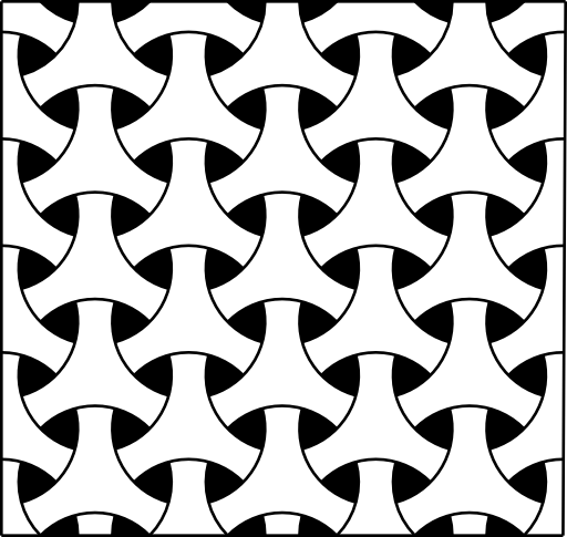 Pattern clipart. Celtic repeating geometric i