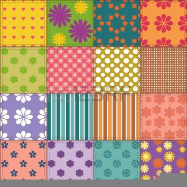 Pattern clipart patchwork quilt. Free images at clker