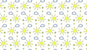 Pattern clipart sun. Set vector keywords patterns