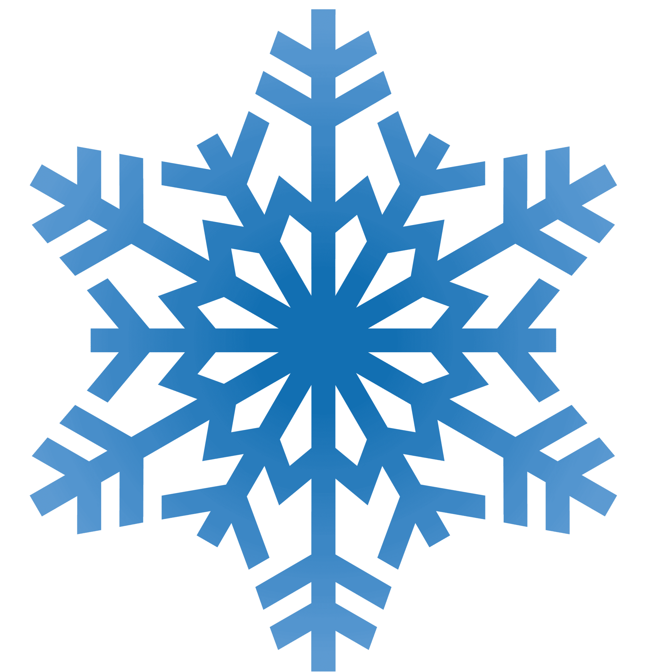 Pattern clipart winter. Free snowflakes cliparts download