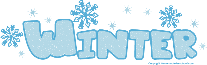 Pattern clipart winter. Free click to save