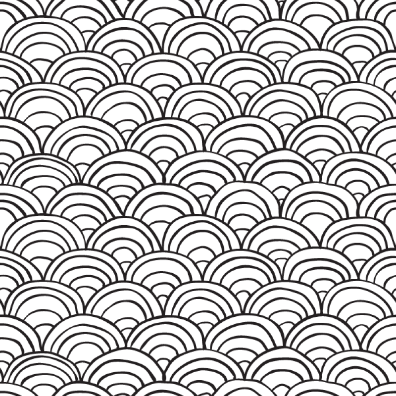 Patterns png. Eps black hand drawn