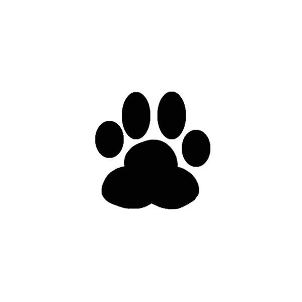 best dog tattoos. Paw clip art doggie clip freeuse download