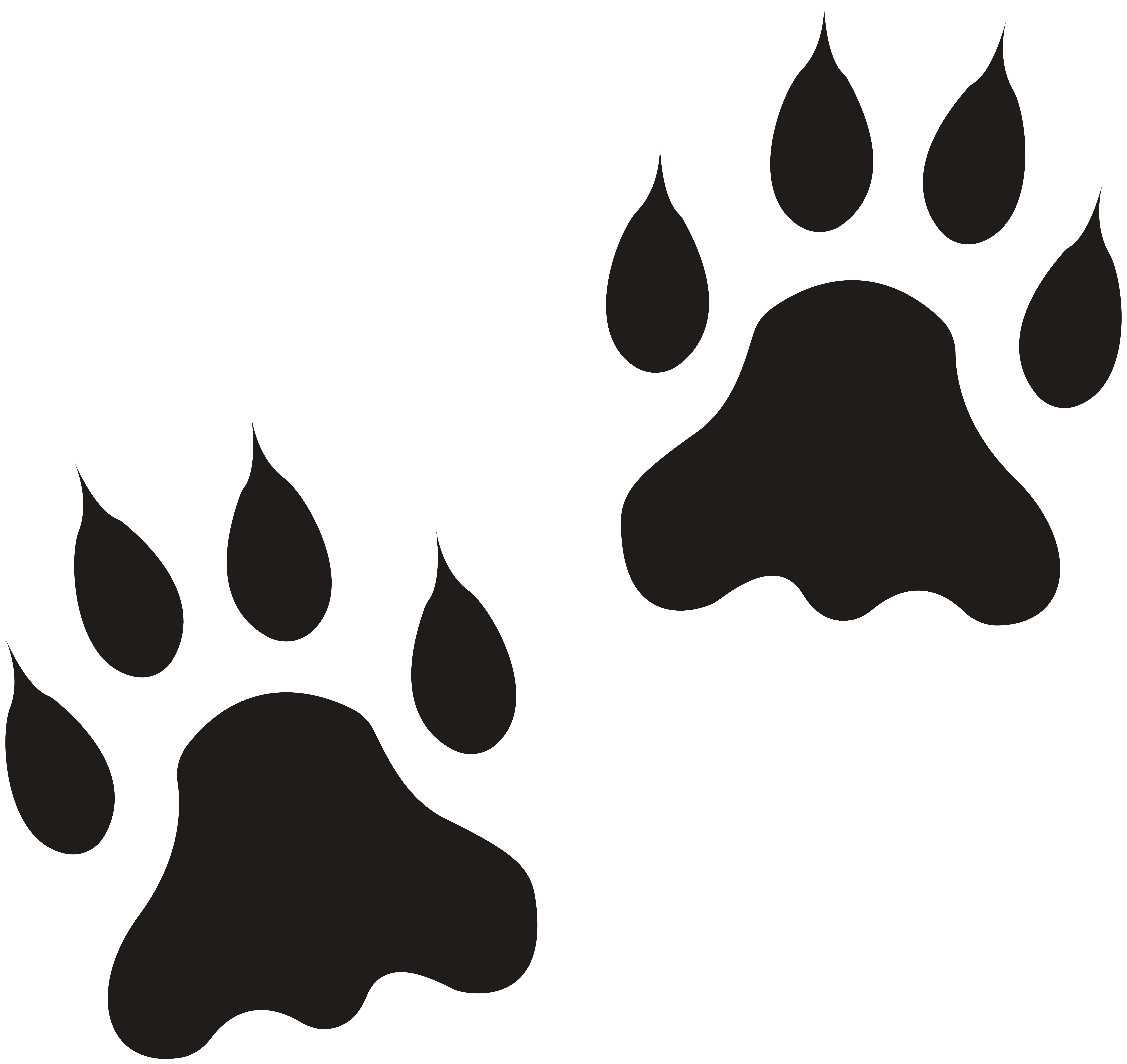 Paw clip art transparent background. Lion paws image gallery
