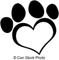Paw illustrations and royalty. Paws clipart svg royalty free library