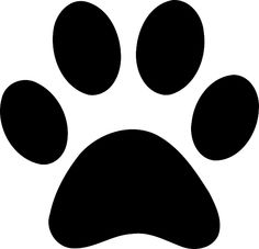 Paw clipart animal. American kennel club canine