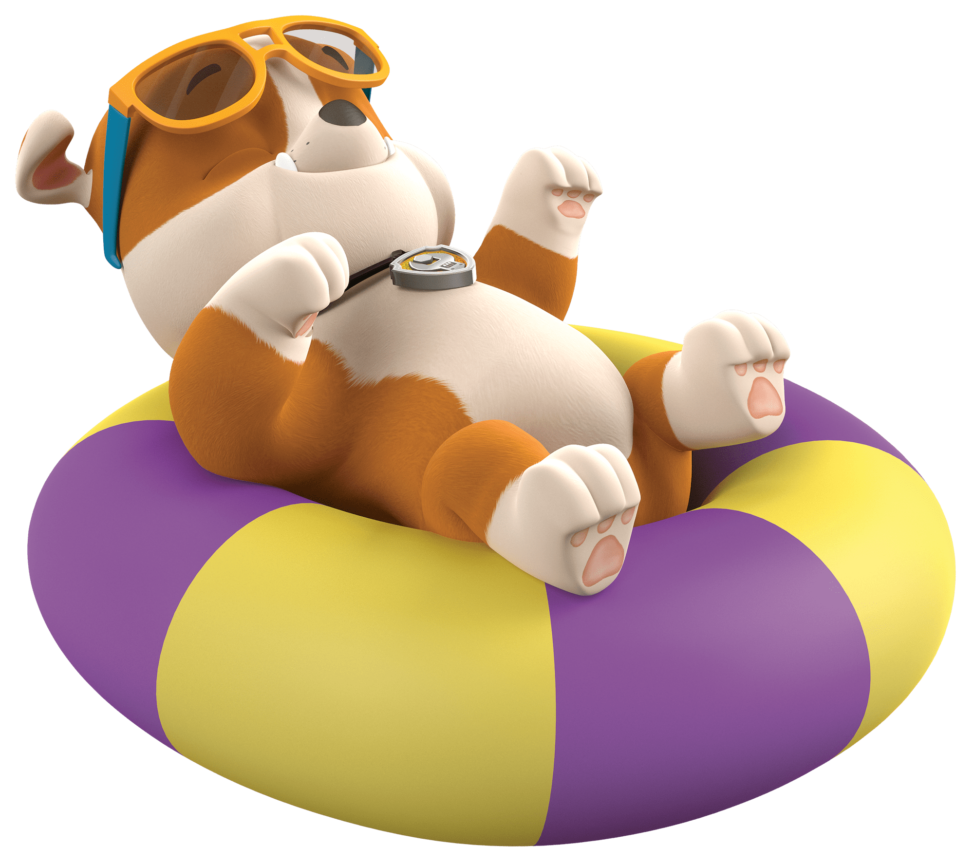 Take it easy paw. Rubble png royalty free stock