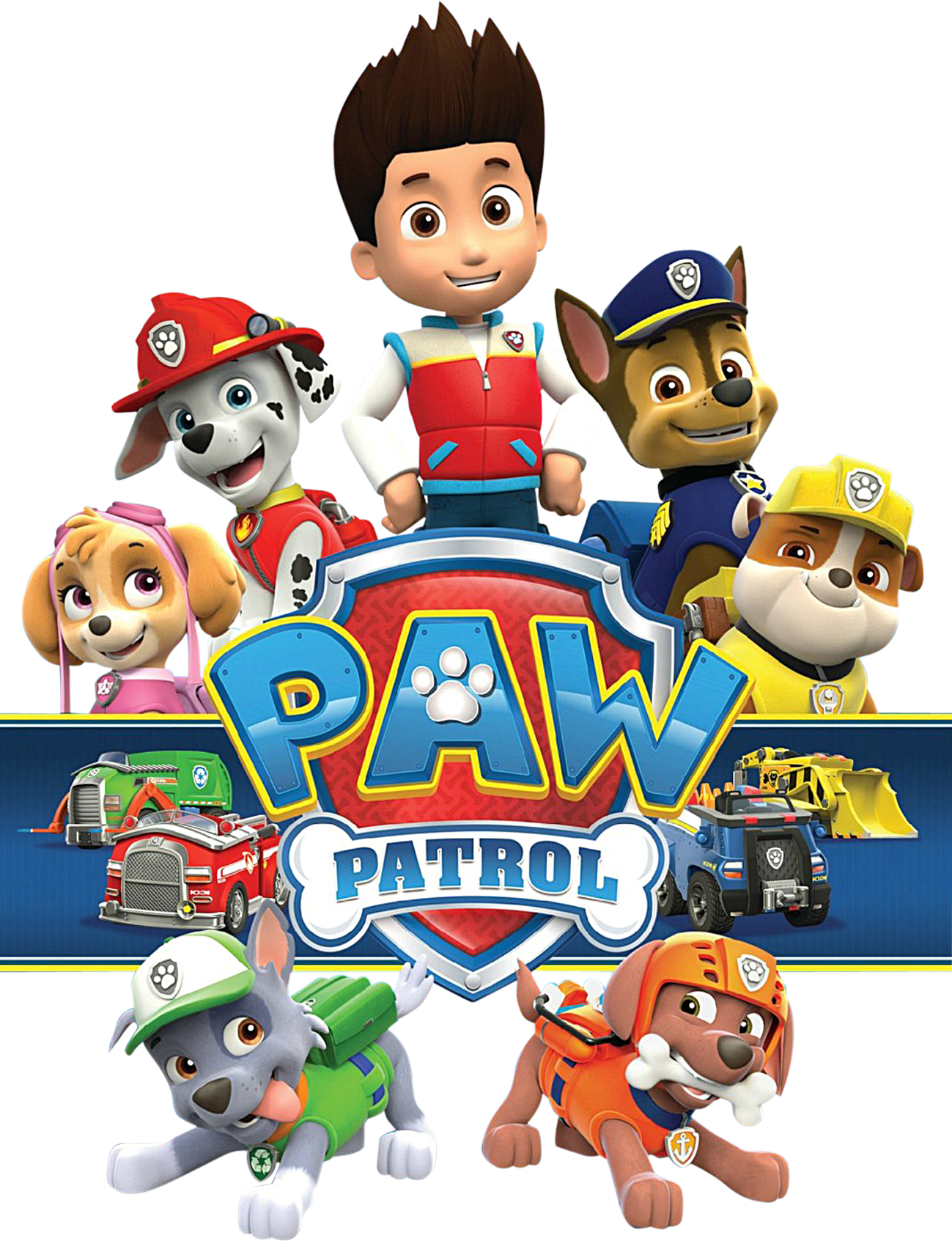 paw patrol background png