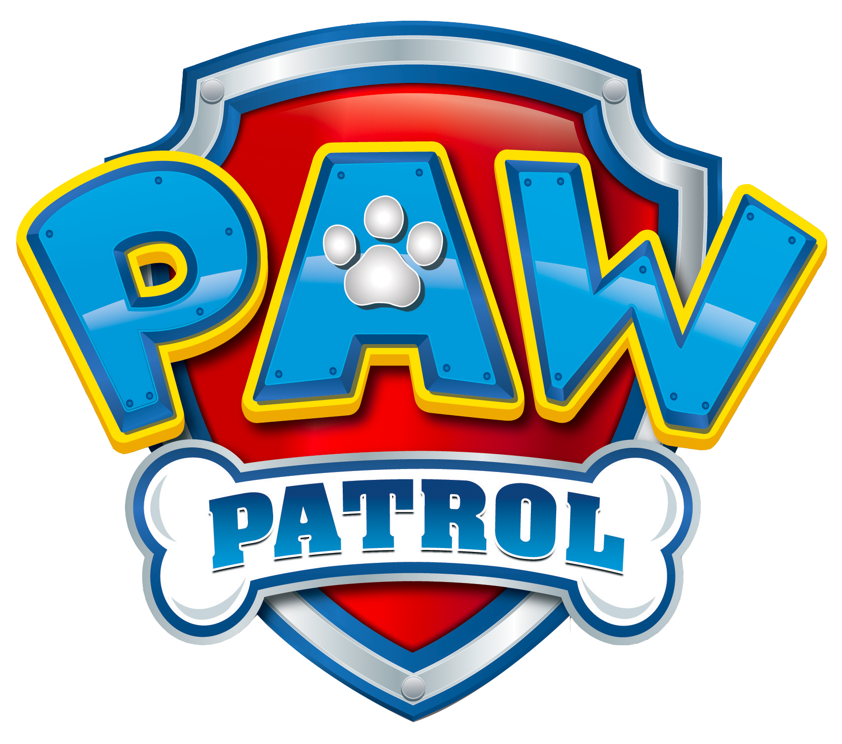 Paw patrol badges png. Logo no background pinterest