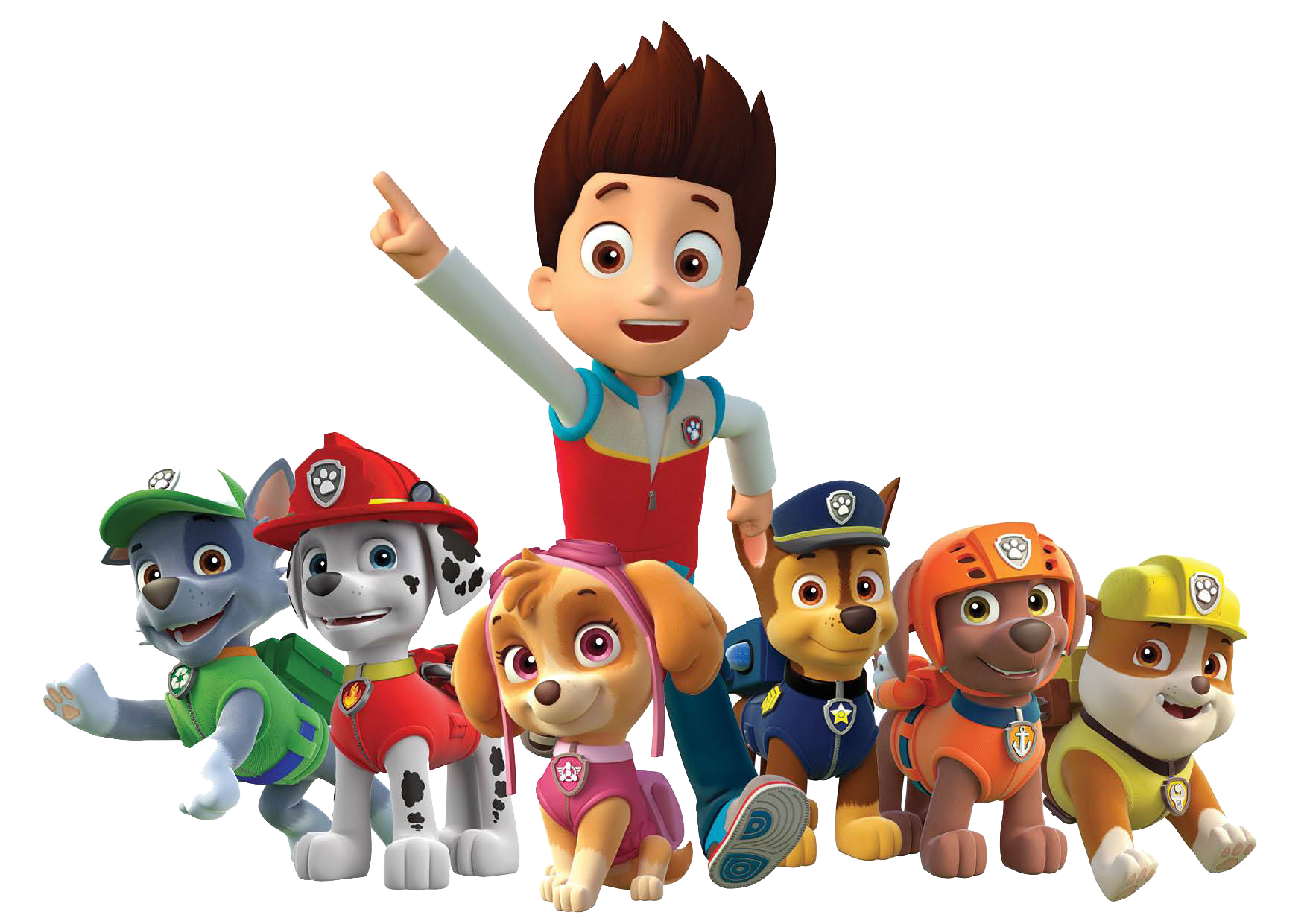 Paw patrol background png. Ryder all characters