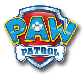 Paw patrol logo png. Mixed fruit pouches for