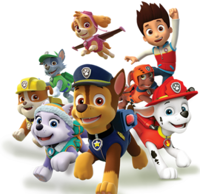 Paw patrol birthday png. Sign up for live