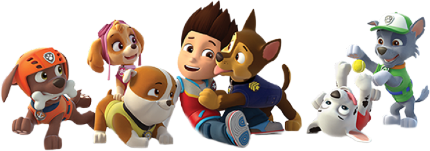 Paw patrol birthday png. Transparent images pngpluspngcom