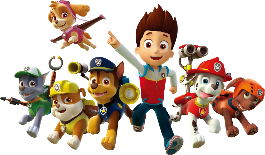Paw patrol png transparent. Pictures free icons and