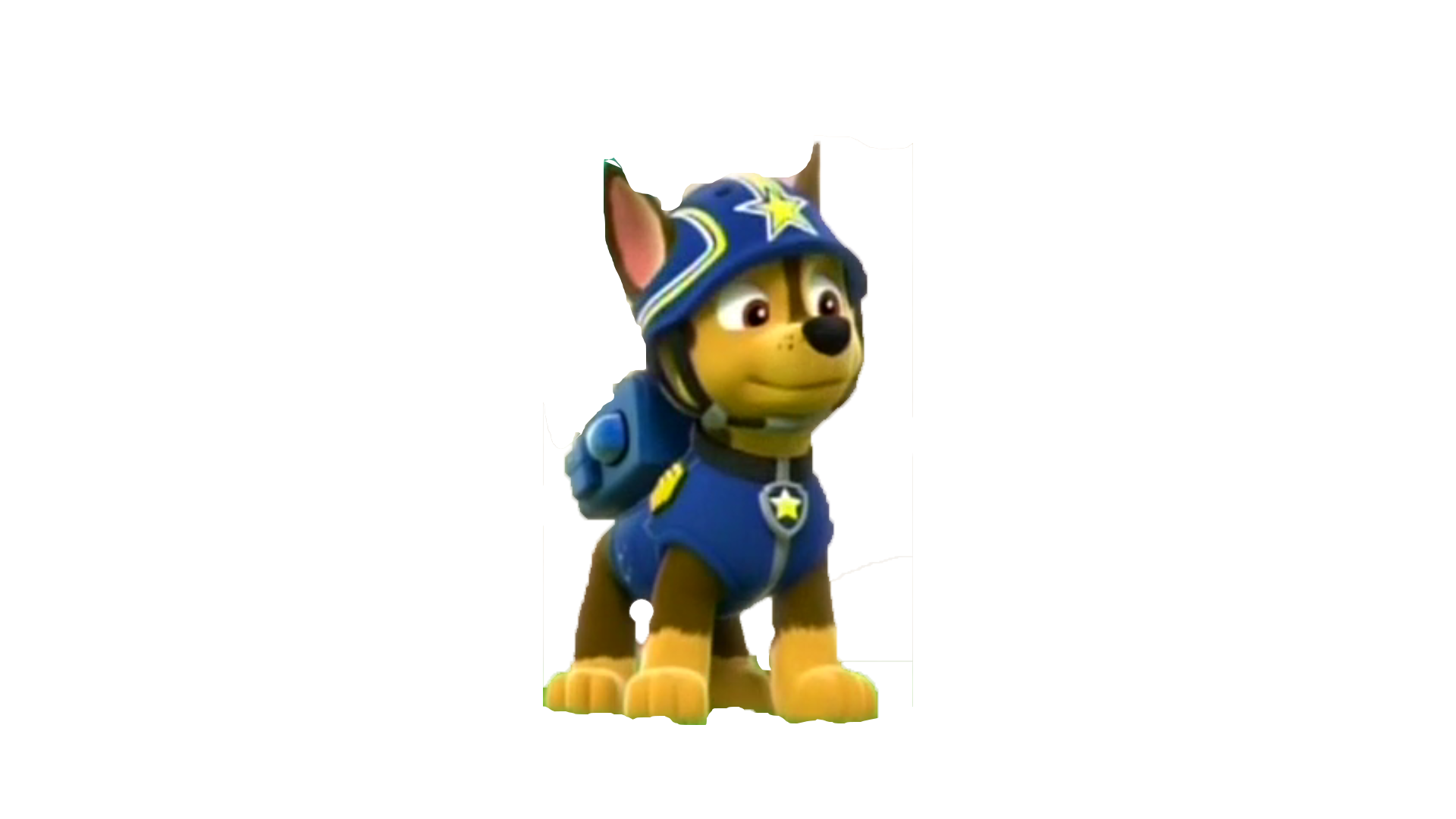 Paw patrol chase png. Image s helmet fanon