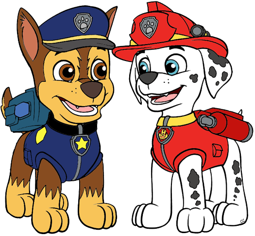 Chase paw patrol png. Clip art cartoon about