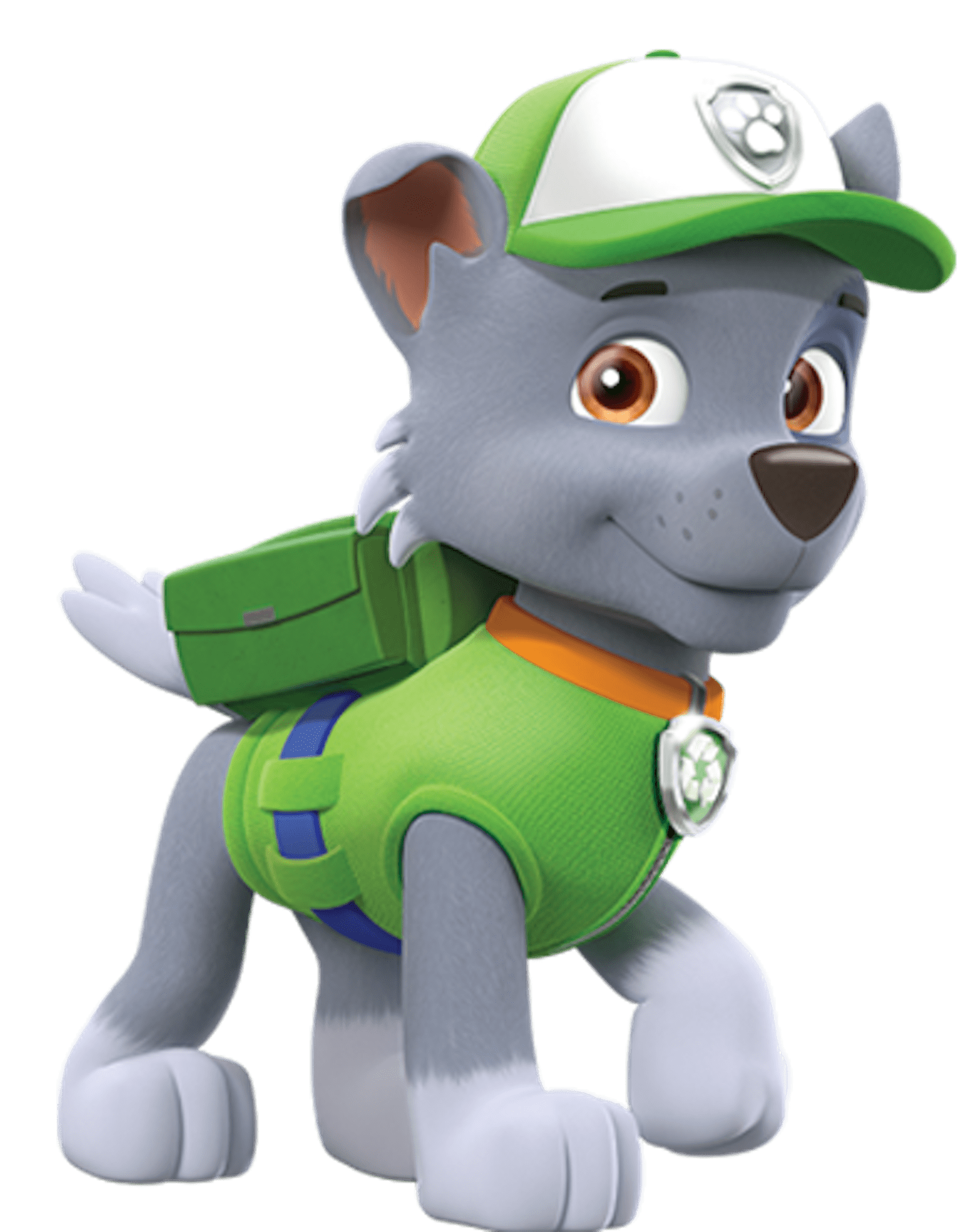 Paw patrol clip art png. Rocky clipart