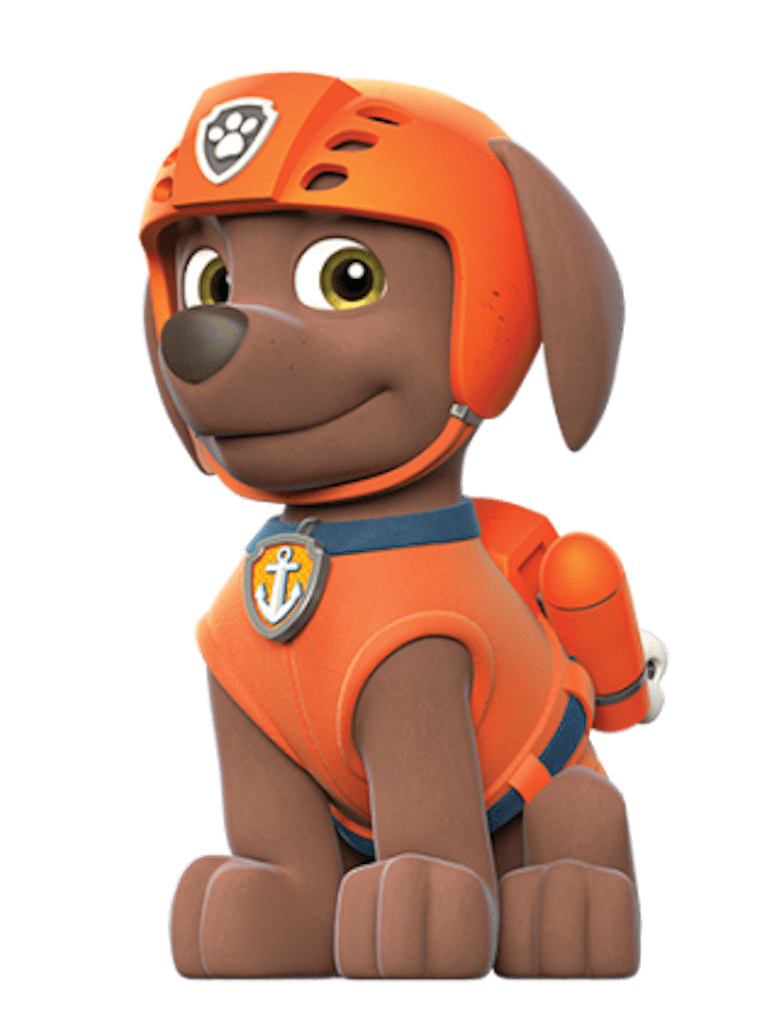 Paw patrol clipart png. Zuma is ready