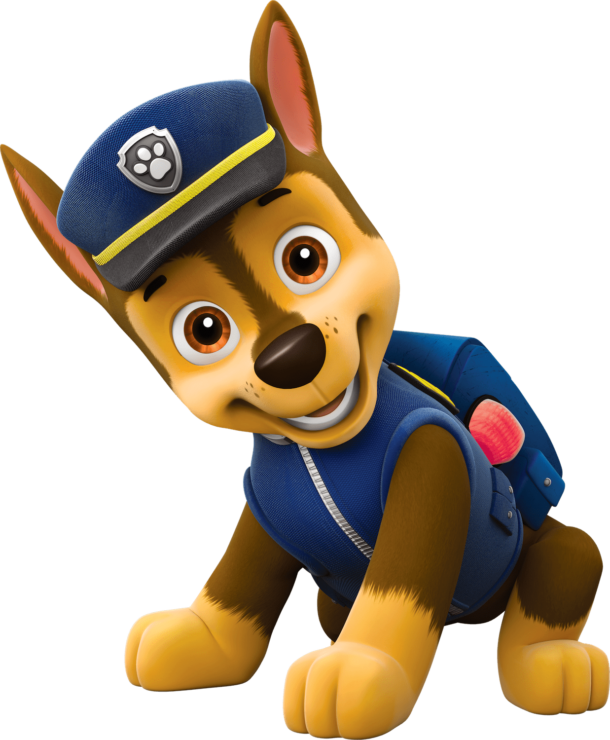 Paw patrol clipart png. Chase