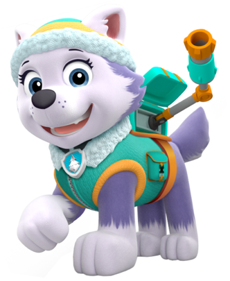 Paw patrol everest png. Adventures of the wikia
