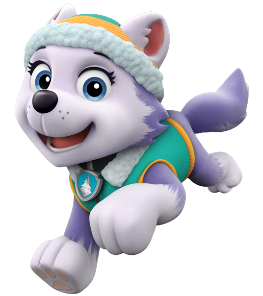 Paw patrol everest png. Image pic adventures of
