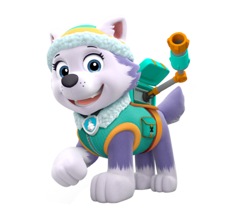 Paw patrol everest png. Image wiki fandom powered
