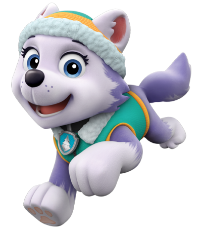 Paw patrol girl png. About everest charlie pinterest