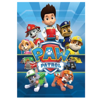 Paw patrol .png. Characters rectangle