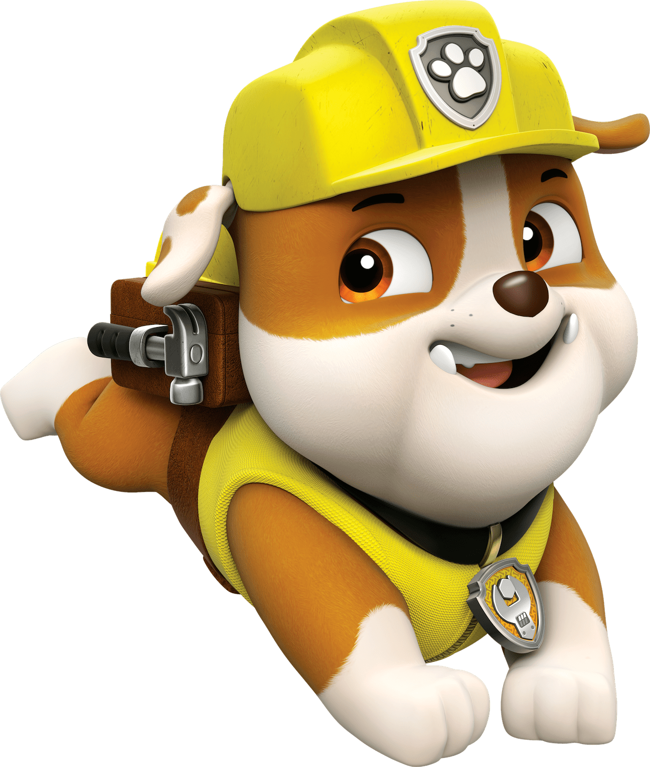 Paw patrol rubble wrench png. Da imagelicious clipart