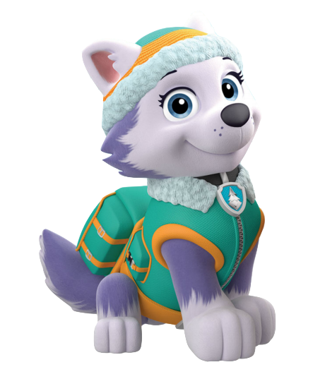 Paw patrol rubble wrench png. Everest wiki fandom powered