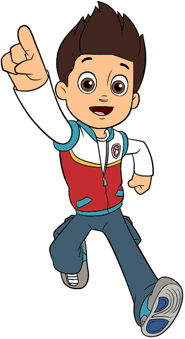 Paw patrol ryder png. Clip art cartoon chase