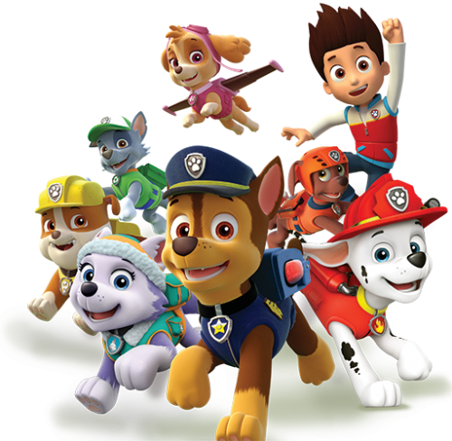 Paw patrol ryder png. Live comes to the